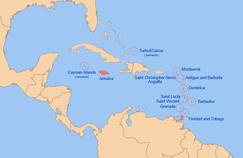 Caribbean Elections | West Indies Federation
