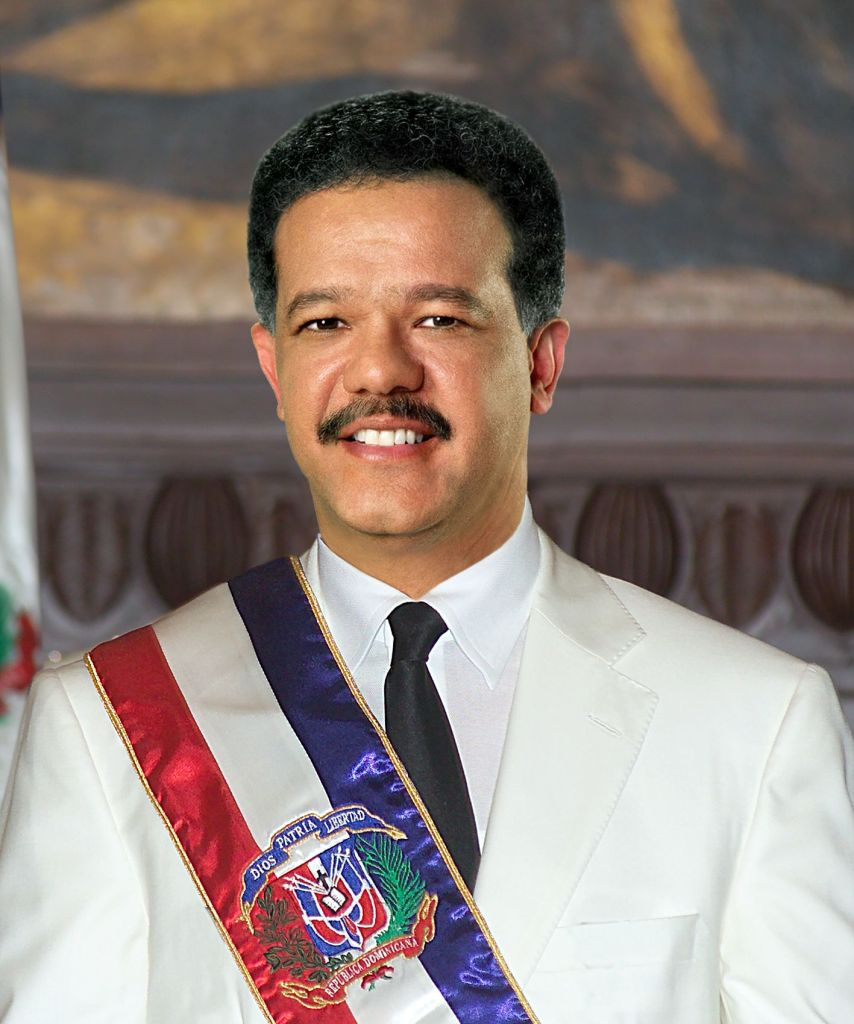 Dominican Republic Current President