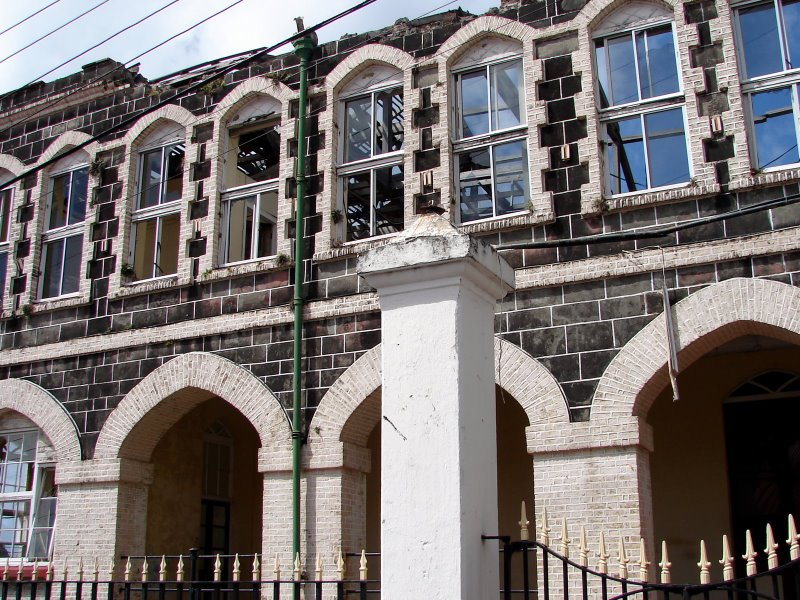 Old Parliament Building, Grenada