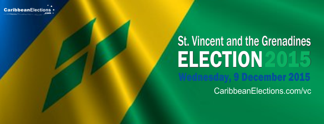 St. Vincent and the Grenadines Election Centre 2015