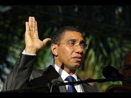 The Hon. Andrew Holness